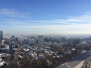 I love Montreal.